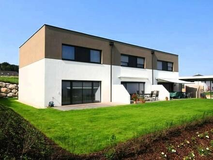 Noch verfügbar: 1 Eck-RH und 1 Mittel-RH mit Keller am Sonnenfeld! inkl. Carport + PKW-Abstellplatz...PROVISIONSFREI