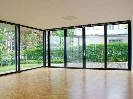 MODERNES ARCHITEKTENHAUS IN DER KAHLENBERGER STRASSE