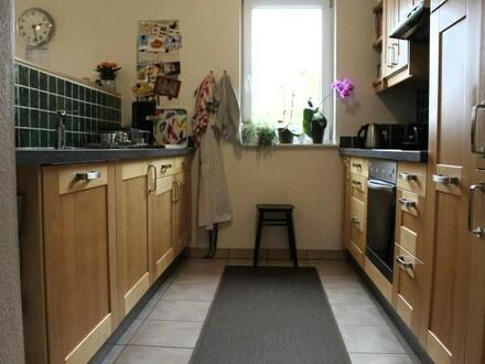 Gartenwohnung mit 3 Schlafzimmer Und Garage