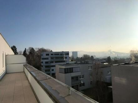 Froschberg - 3 Zimmer mit Balkon im letzten Stock