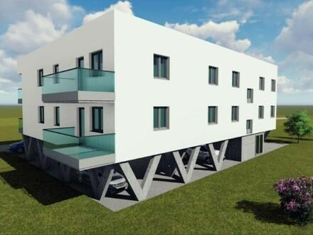 Das Projekt in Mitterkirchen - 20 Wohnungen möglich
