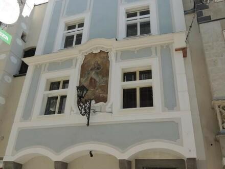 Schönes Altstadthaus-Ertragsobjekt im Zentrum von Steyr