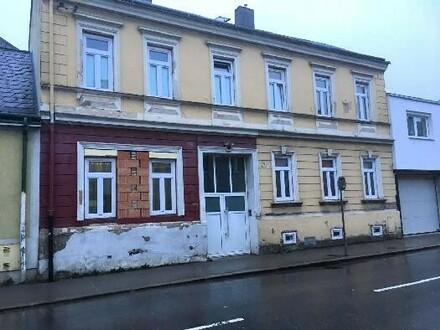 Kleines Zinshaus in Amstetten