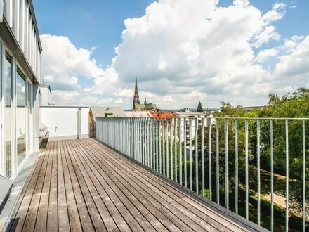 Stockhofviertel - Ausblick zum Dom