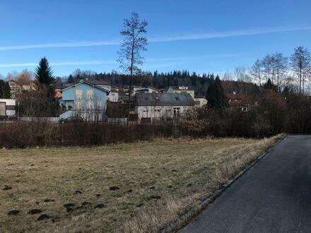Schönes Baugrundstück am Dambach