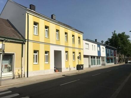 kleines Zinshaus in der City