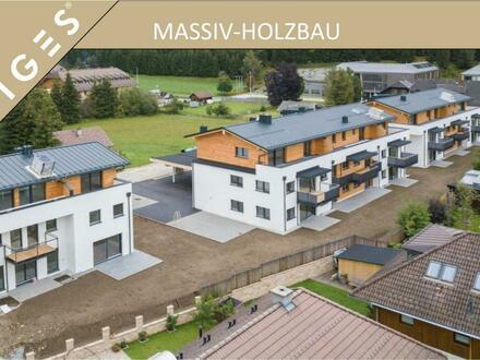 Holztraum Tamsweg Zirbenweg Reihenhaus 2