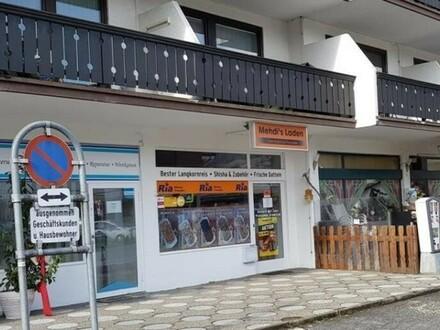 Geschäftslokal in sehr guter Lage langfristig zu mieten in Zell am See/Schüttdorf