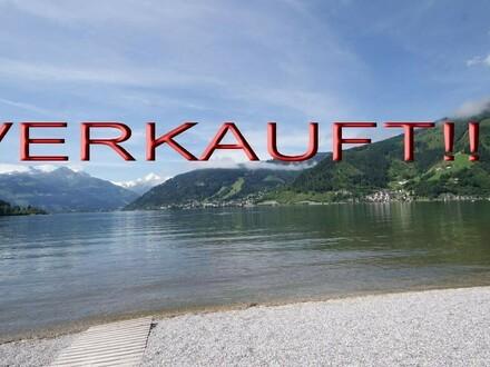 RARITÄT!! Ferienwohnung mit eigenem Badeplatz!!! Zell am See / Thumersbach