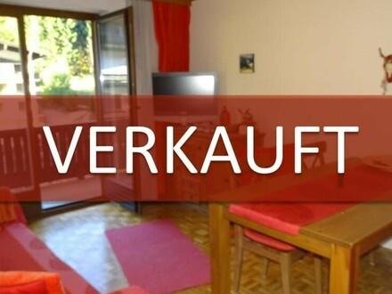 """!VERKAUFT! Wohnen im Skicircus """"Home of Lässig""""! 2-Zimmer Ferienwohnung mit Loggia"""