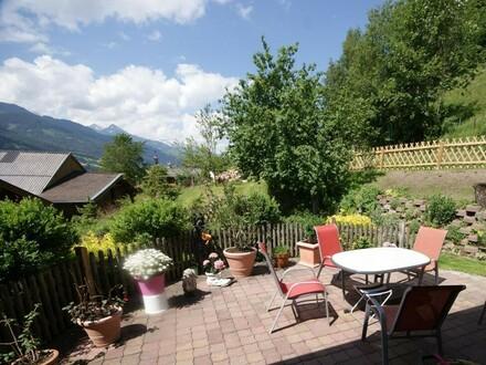 Ein Juwel in den Bergen! Einfamilienhaus mit Garten, südlich ausgerichtet