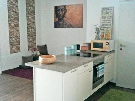 2-Zimmerwohnung mit Garten, Terrasse und Kfz.-Stellplatz