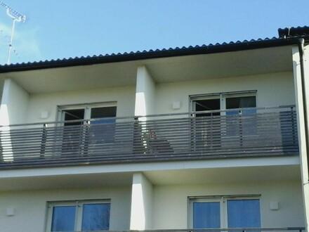 Nette 3-Zimmerwohnung mit süd/westseitiger Loggia und Balkon in Hellmonsödt