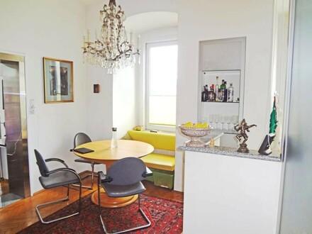 Hochwertige Wohnung, zentral, Nähe Donau/Zollamt
