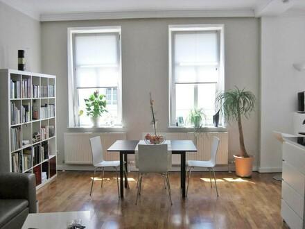 Hohe Räume - Stilvolle Wohnung in der Schubertstraße