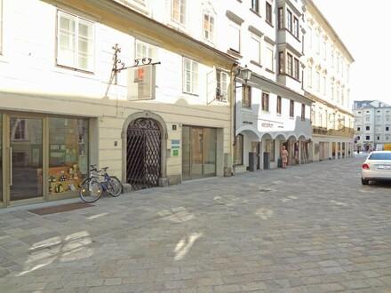 Zentrum - Hauptplatz - Landhaus - Geschäftslokal in der Klosterstraße!