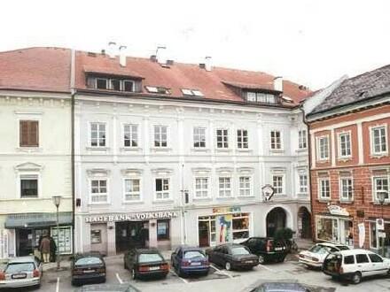 Geschäftsflächen am Stadtplatz!