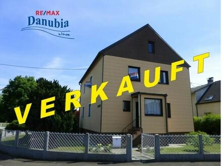 2-Familien Haus im Grüngürtel von Linz Süd - VERKAUFT!