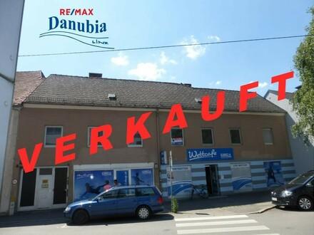 Wohn- und Geschäftshaus mit Potential - VERKAUFT!