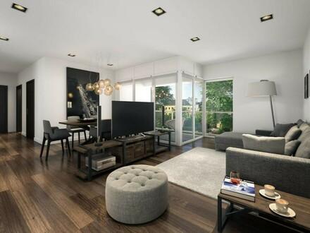 Wohnzimmer - wie es ausehen könnte