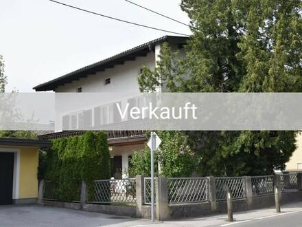 VERKAUFT innerhalb 4 Wochen über Richtpreis! Großes Einfamilienhaus in Salzburg Maxglan