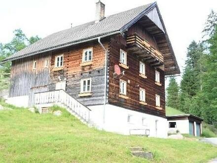 VERMIETET IN 3 WOCHEN! Renoviertes Bauernhaus in Skiregion zu mieten
