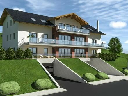 VERKAUFT! Dachgeschosswohnung im Grünen! Mit TG und AAP