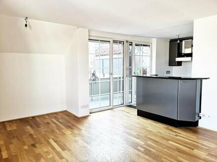 3-Zimmer Wohnung in stadtnaher Ruhelage mit Südbalkon