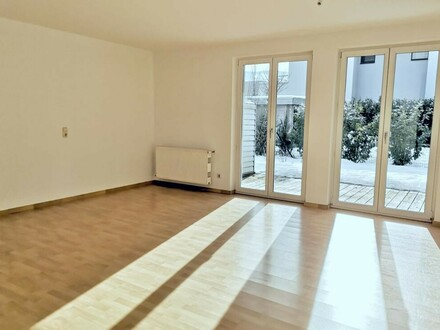 Moderne 3-Zimmer Gartenwohnung in Aigen