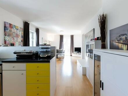 2-Zimmer Wohnung mit Loggia und Parkplatz zu vermieten