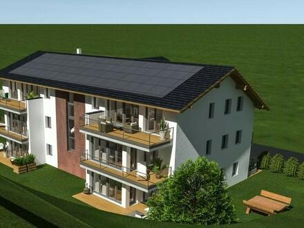 Natur pur! 2-Zimmer Wohnung mit Balkon, TG und AAP. Baubeginn in Kürze.
