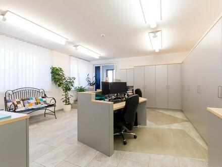 Moderne Bürofläche auf 2 Etagen mit 7 Parkplätzen