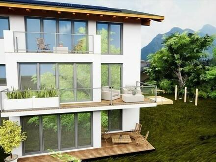 Natur pur! 2-Zimmer Wohnung mit Balkon und Autoabstellplatz