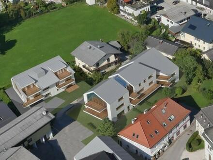 Urbanes Leben in der Dorfidylle. 5-Zimmer Maisonette-Wohnung mit Gartenanteil