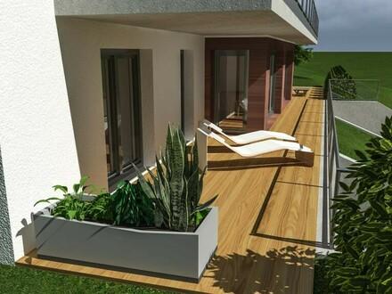 Letzte Gartenwohnung! 3-Zimmer Wohnung mit großem Garten, AAP und TG-Abstellplatz