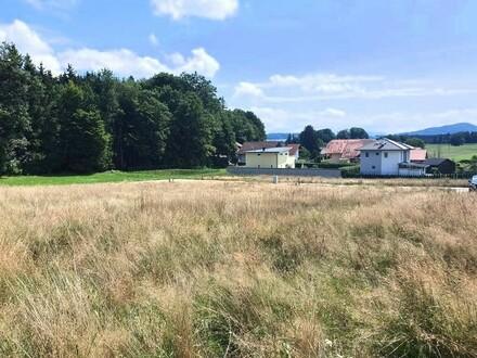 Wunderschöne Grundstücke für Eigenheim Nähe Palting