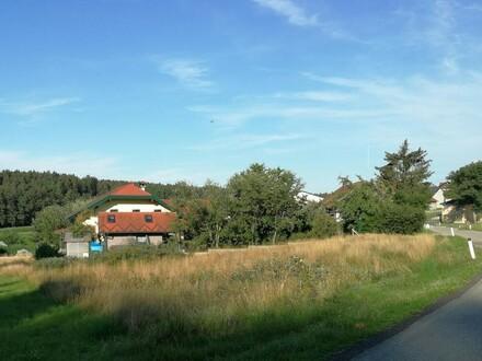 Baugrund Nähe Uttendorf