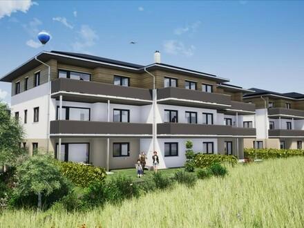Wohnanlage Bella Vita - Eigentumswohnungen von 60,21 m² bis 92,49 m² mit Balkon oder Garten