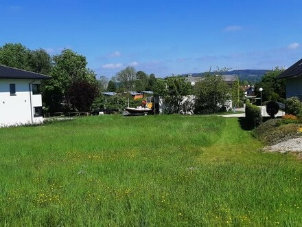Sehr sonniges und ebenes Baugrundstück in bester Wohngegend in Braunau Haselbach