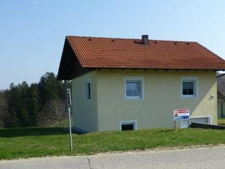 Einfamilienhaus, ruhig gelegen