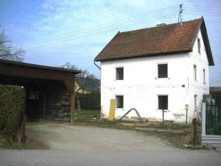 Haus für Handwerker