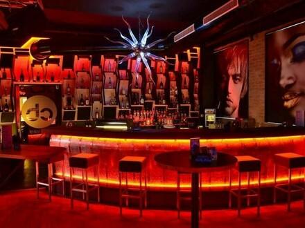 Bar - Tanzlokal mit Gastgarten