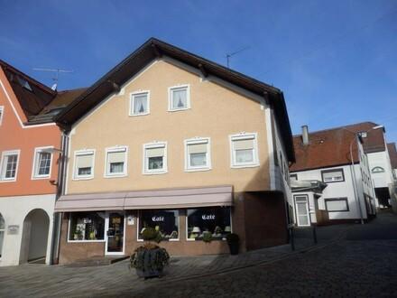 Kleines Cafe-Bäckerei-Wohnung in bester Lage !!