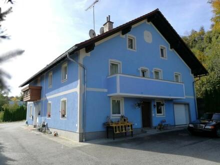 Großes Zweifamilienhaus in zentraler Lage mit Garage und Carport