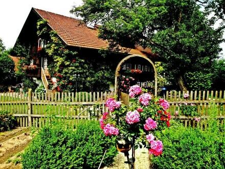 Einzigartige Liegenschaft! Weberhaus aus dem 18. Jahrhundert