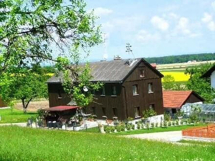 Wohnhaus im ländlichen Gebiet