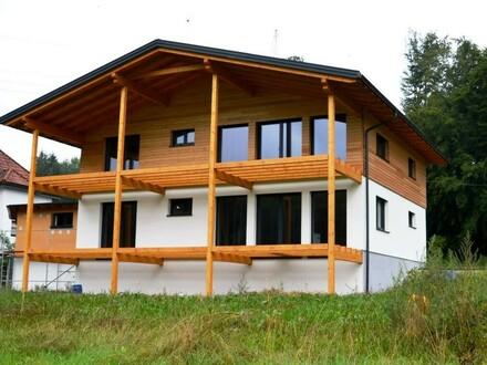 Belagsfertiges Wohnhaus mit zwei separaten Wohneinheiten in schöner Lage