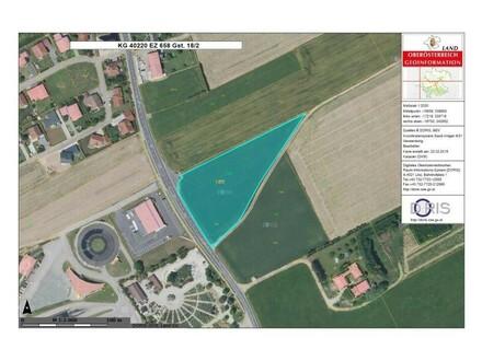 Gewerbegrundstück in Burgkirchen bei Braunau