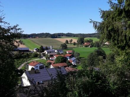 ehem. landw. Anwesen in ruhiger Lage mit Ausblick ins Rottaler Hügelland