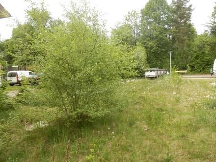 Baugrund nähe Badewelt Burghausen